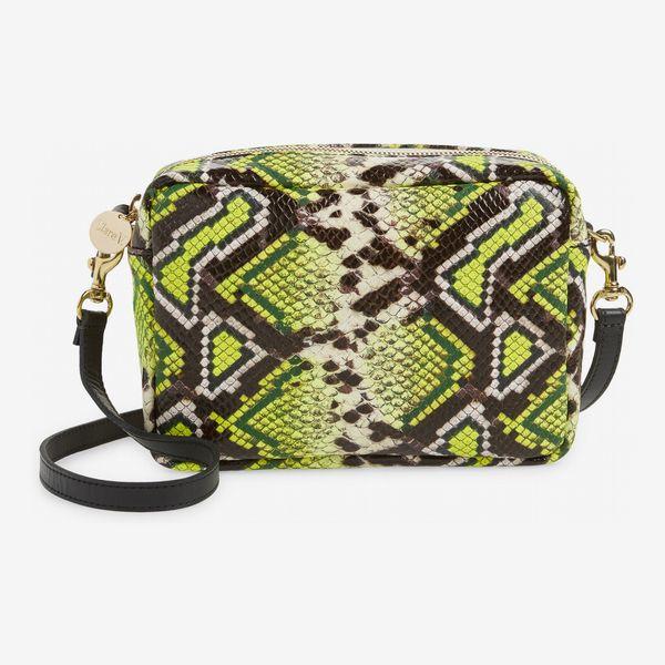 Clare V. Midi Sac Leather Crossbody Bag