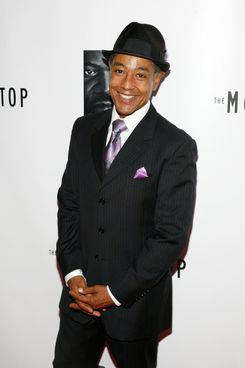 """NEW YORK, NY - OCTOBER 13:  Giancarlo Esposito attends an after party for the Broadway opening night of """"The Mountaintop"""" at Espace on October 13, 2011 in New York City.  (Photo by Andy Kropa/Getty Images)"""