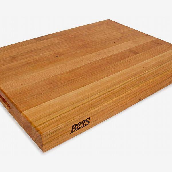 John Boos RA —Cutting Board, 24 x 18 x 2.25 Inches — Cherry