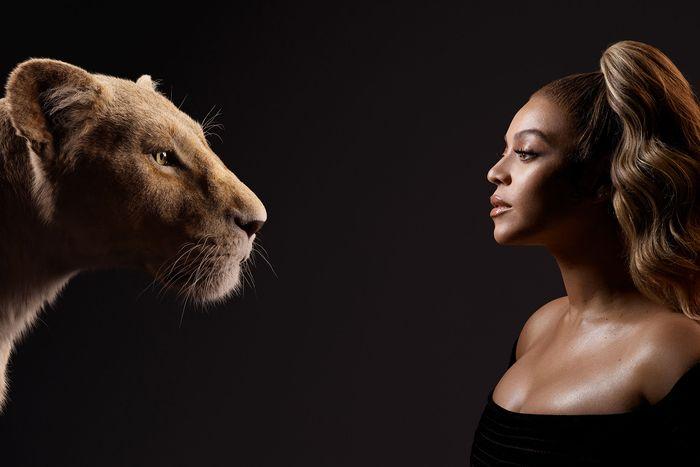 Nala dan Beyonce.