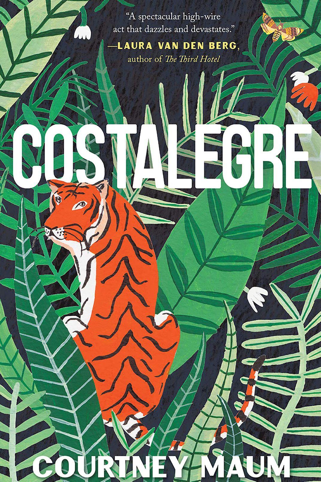 Costalegre, by Courtney Maum (Tin House, July 22)