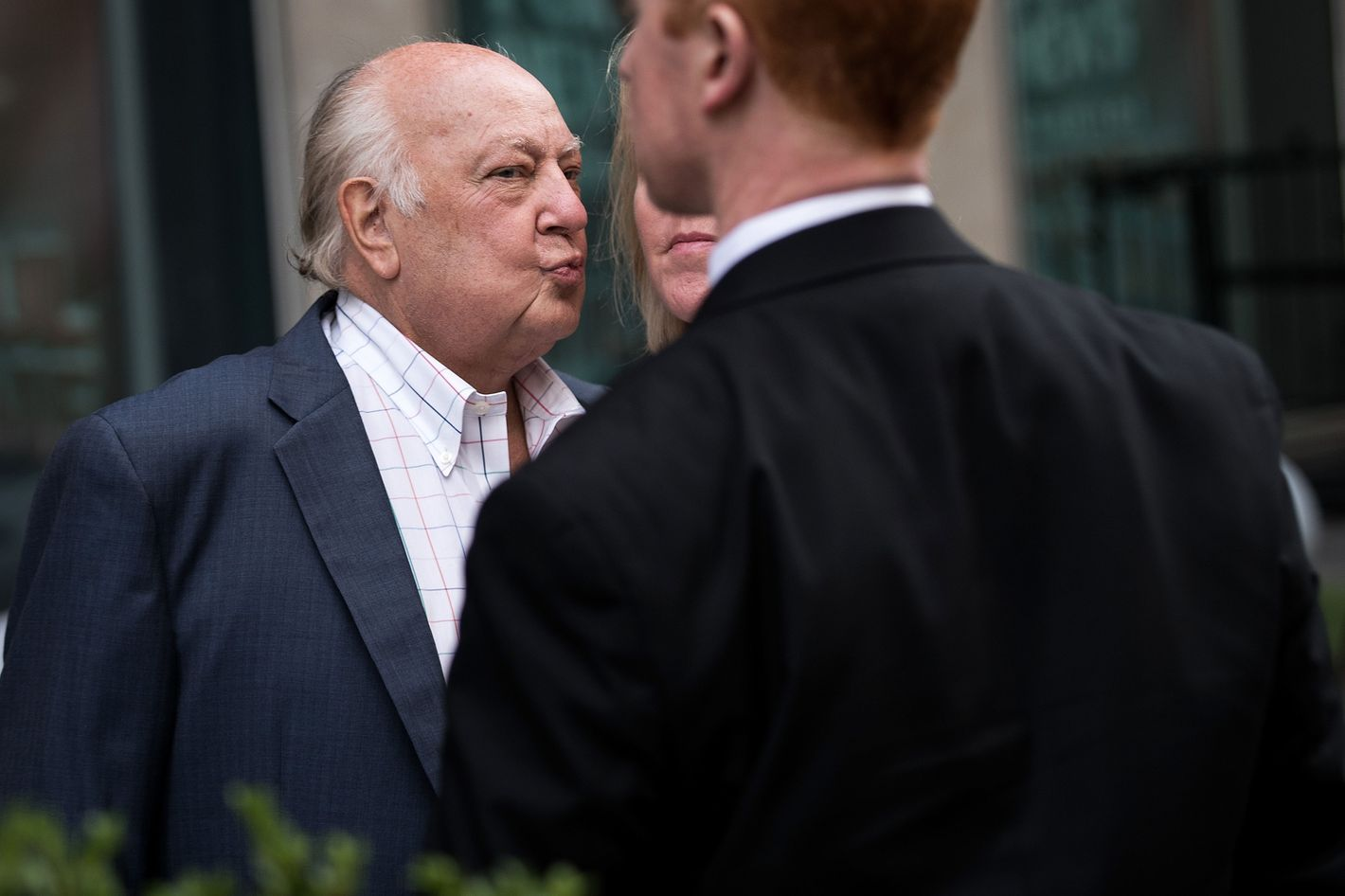 Ailes used Fox funds against enemies