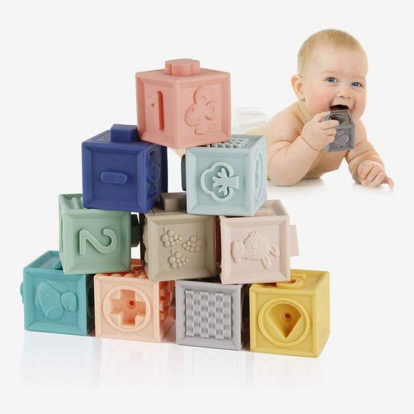 Mini Tudou Soft Baby Blocks