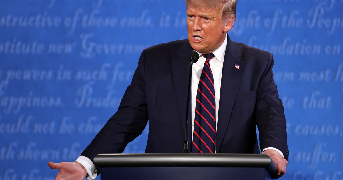 Debate Moderator to Mute Trump and Biden During Each Other's Initial Responses