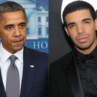 Obama/Drake