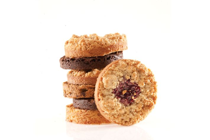 Sablé: sounds like a soft-rock singer, actually a cookie.