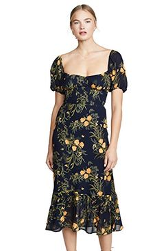 Reformation Hannah Dress, Secret Garden