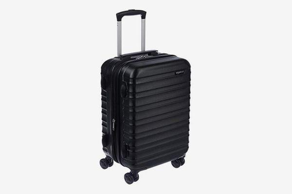 AmazonBasics 20-Inch Hardside Spinner Luggage