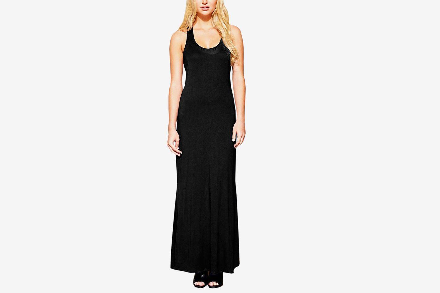 Cosabella Brera Slit Maxi Dress