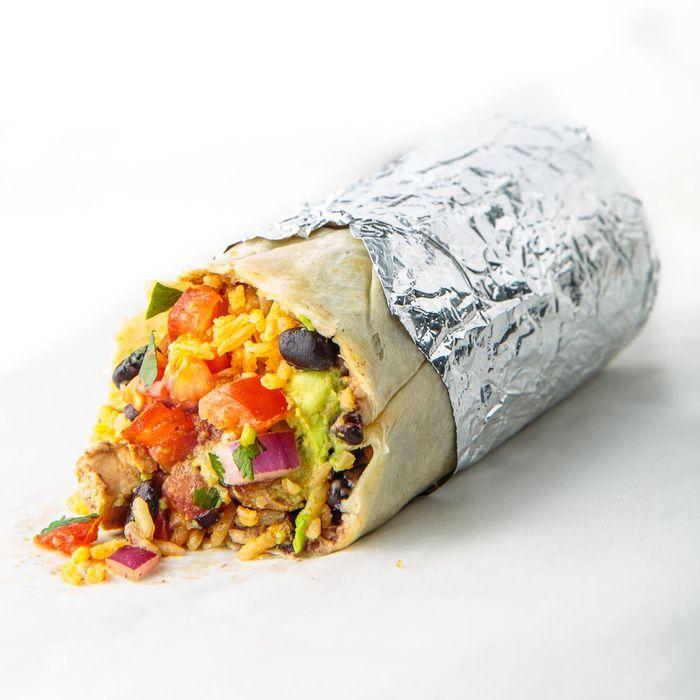 That's one cheap burrito.