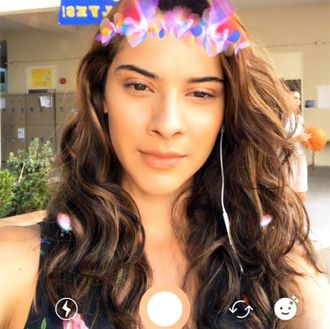 Instagram Gets Face Filters Like Snapchat