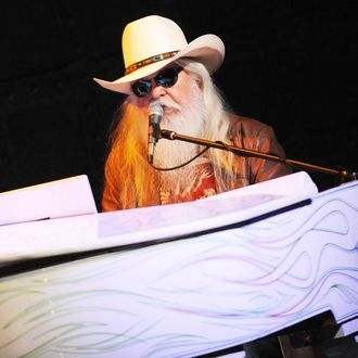 Leon Russell In Concert - Athens, GA