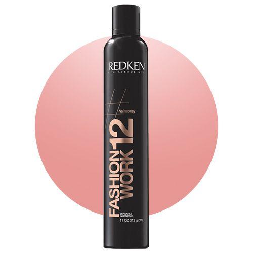 Redken Fashion Work 12 Hairspray