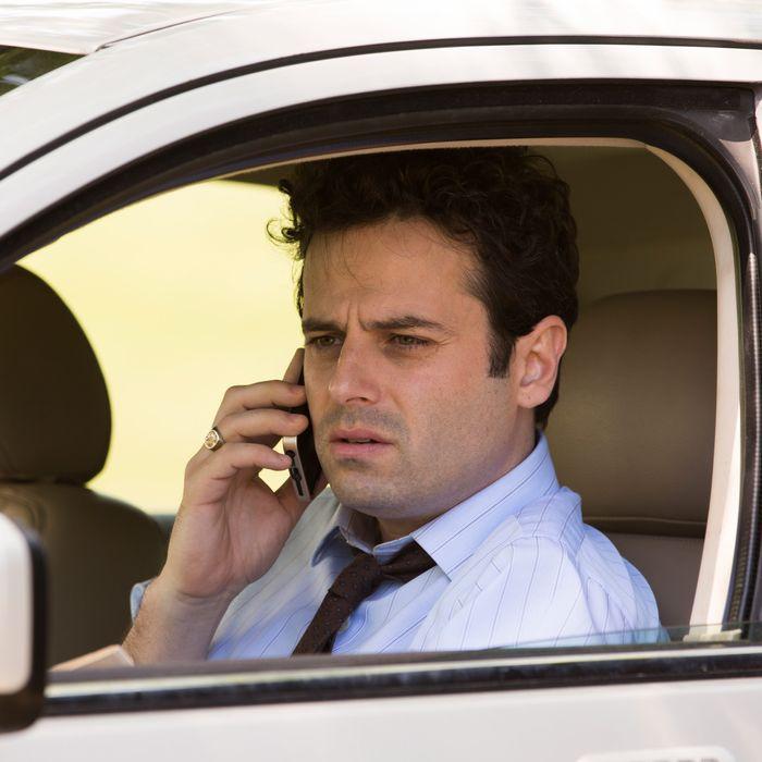 Luke Kirby as Jon Stern- Rectify _ Season 4, Episode 4 - Photo Credit: Jackson Lee Davis/Sundance TV