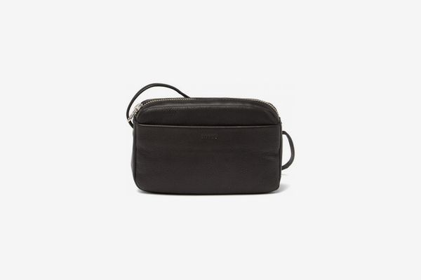 Baggu Mini Leather Purse