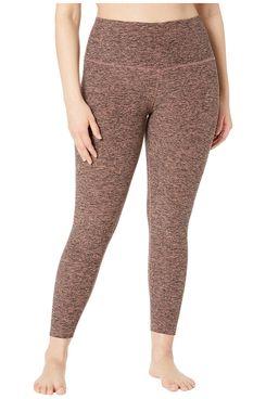Beyond Yoga Plus Size High-Waisted Midi Leggings