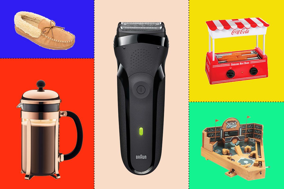 The 35 Best Holiday Gifts for Dads Under $50 (That You Can Buy on Jet)