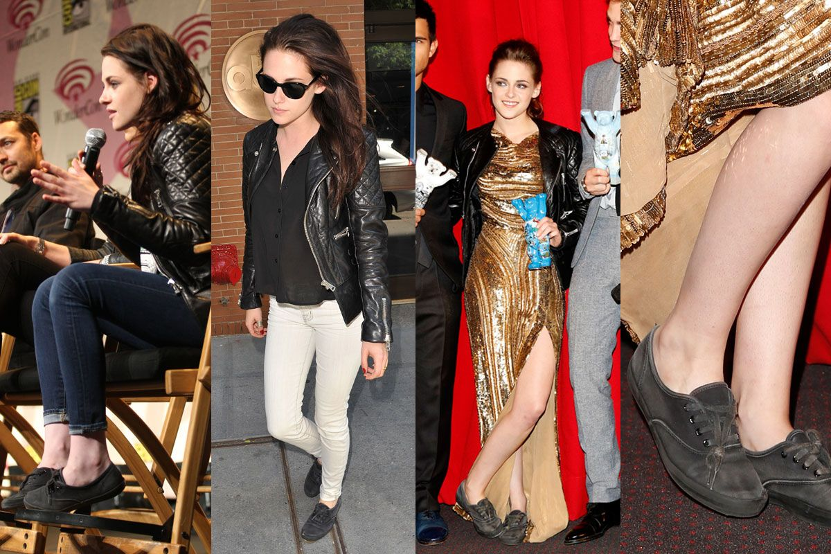 The Definitive Guide to Kristen Stewart's Ten Pairs of Sneakers