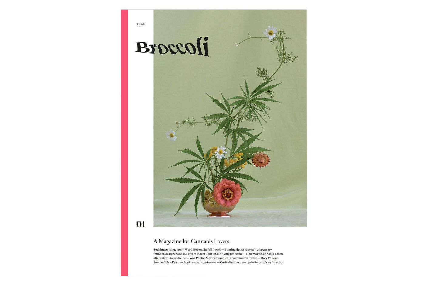 Broccoli Magazine Issue 01