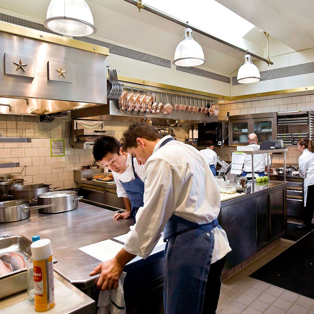 French Laundry New Kitchen: French Laundry's Kitchens Are Now In Temporary Shipping