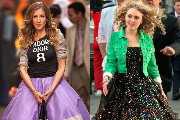 The Carrie Diaries Gets Carrie Bradshaw S Backstory Wrong