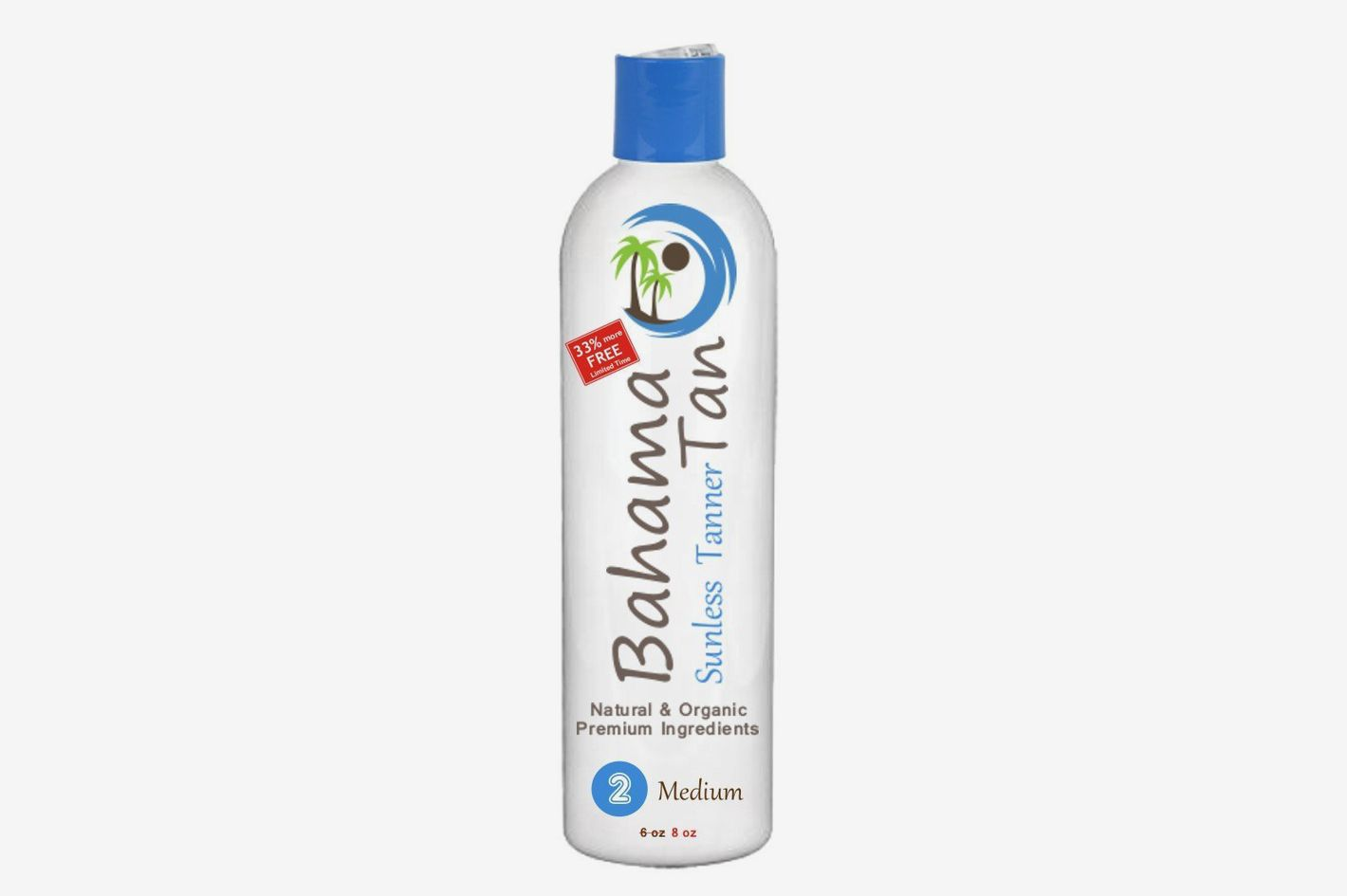 Bahama Tan Self Tanning Lotion for Face and Body