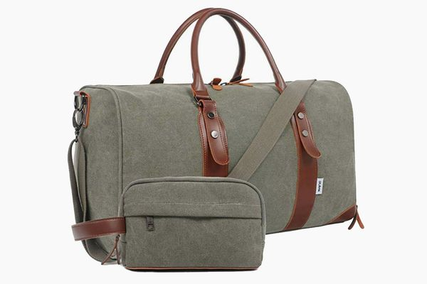 Oflamn Canvas Weekender Tote Bag