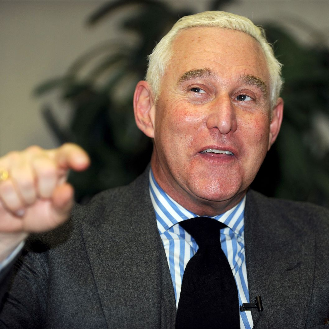 Roger Stone talking about his decision to back Kristin Davis to run for Governor.