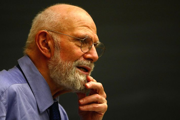 Neurologist Dr. Oliver Sacks