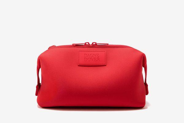Dagne Dover the Hunter Toiletry Bag — Poppy — Small