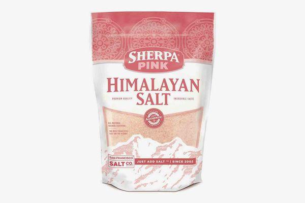 Sherpa Pink Gourmet Himalayan Salt, 5 lbs