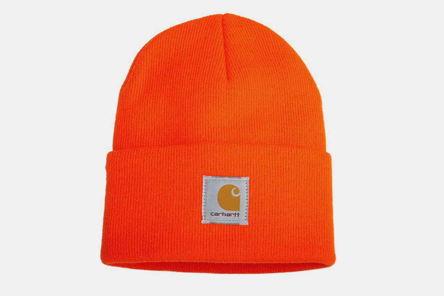 Carhart Watch Hat A18 — Bright Orange