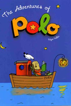 The Adventures of Polo, by Regis Faller