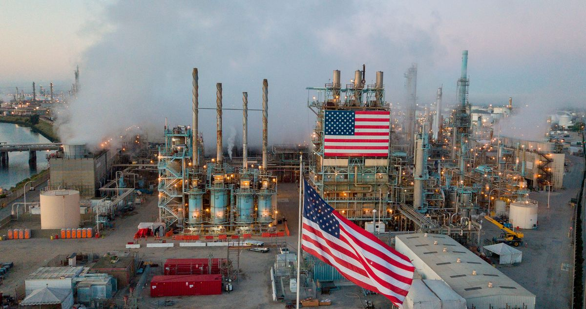 Republicans Put the Oil Industry Above Economic Growth