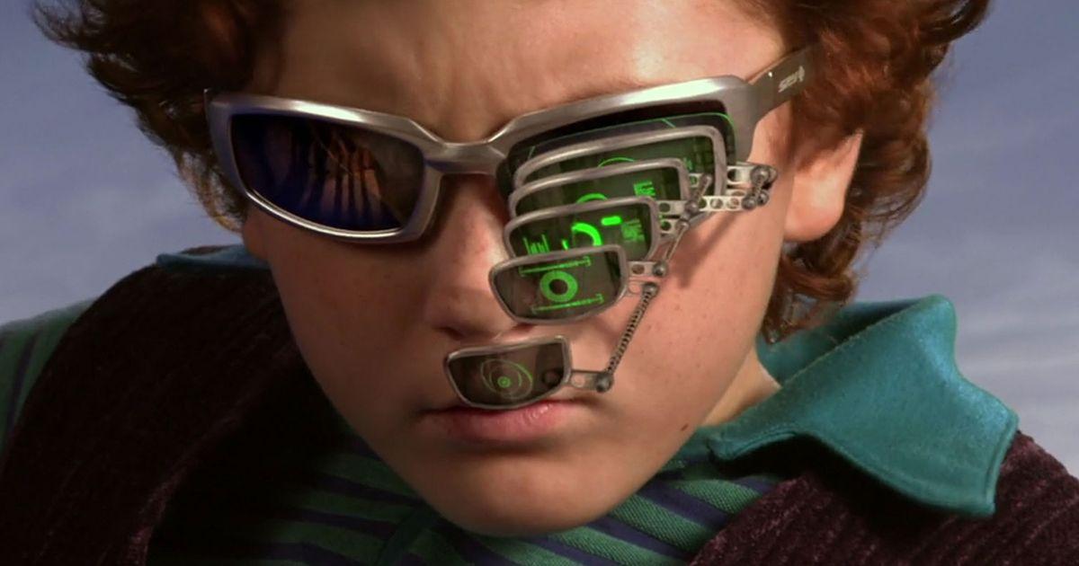 spy glasses porn