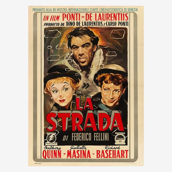 'La Strada' (1954), Directed by Federico Fellini