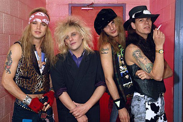 80s rock band fashion 2