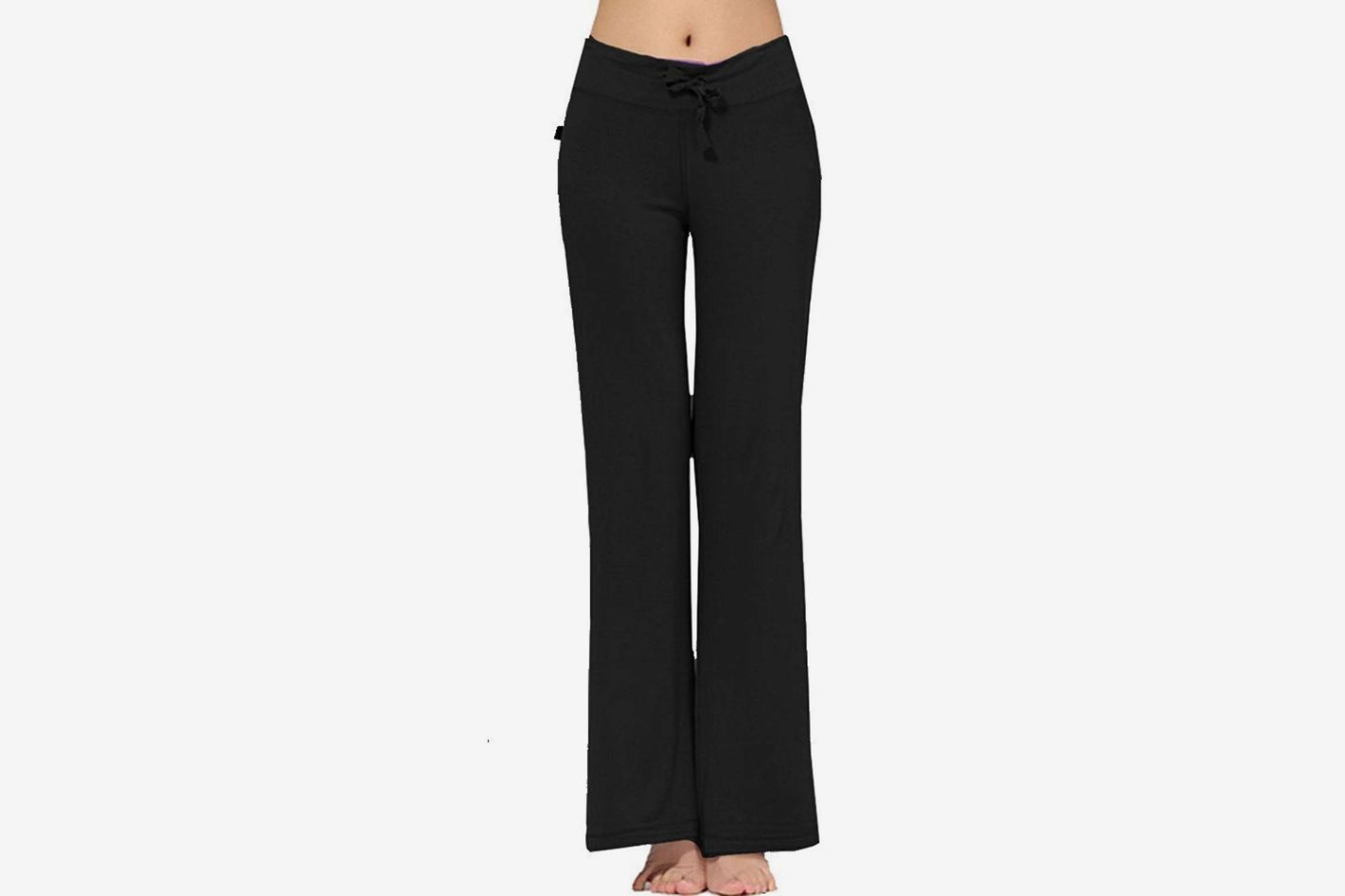 TownCat Women's Modal Comfy Straight Yoga Pants