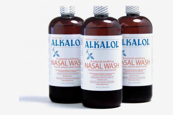 Alkalol Solution Original Nasal Wash