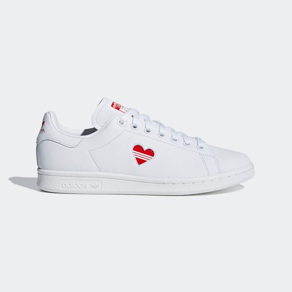 Adidas Women's Originals V-Day Stan Smiths