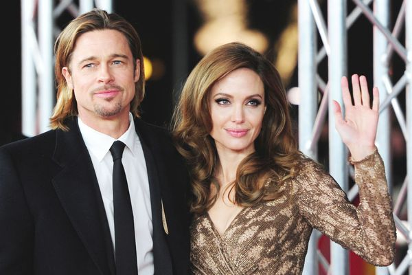 How Angelina Jolie Won the First Big Battle in Her Divorce