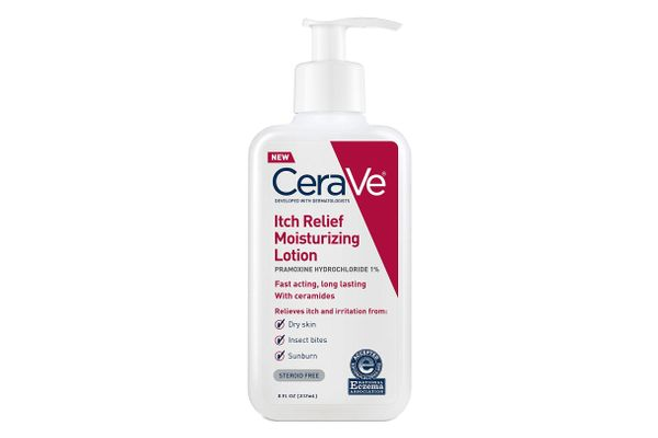 CeraVe Moisturizing Lotion for Itch Relief