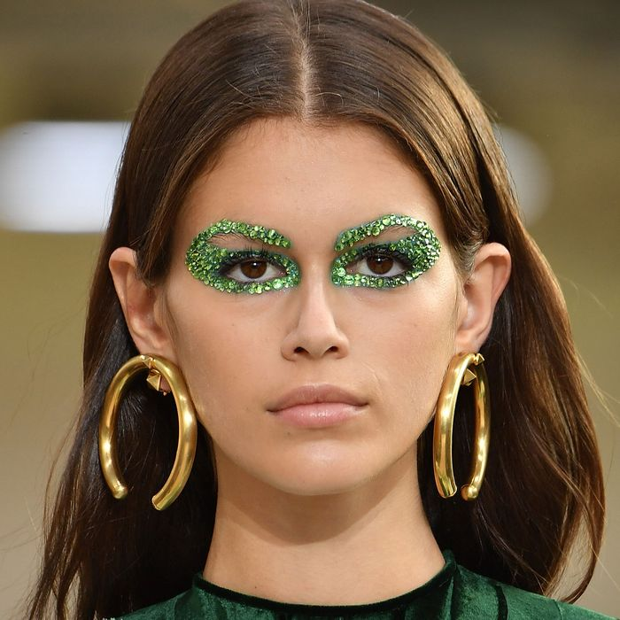 Pat McGrath Valentino Spring 2019 Paris Fashion Week Makeup