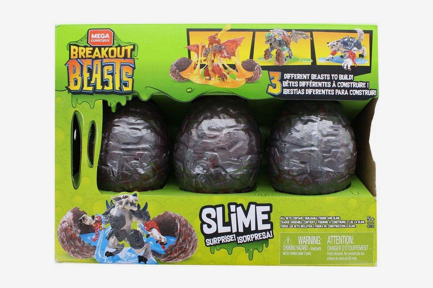 Mega Construx Breakout Beasts Slime
