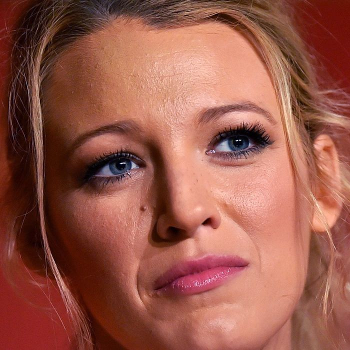 Blake Lively Says She Was Sexually Harassed By Makeup Artist