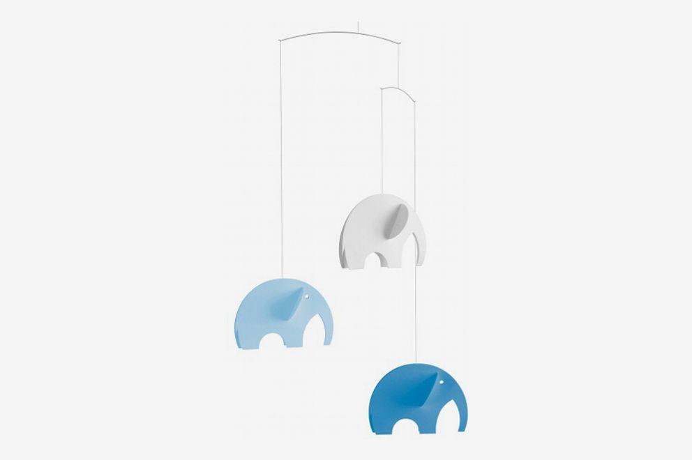 Flensted Mobiles Elephant Mobile