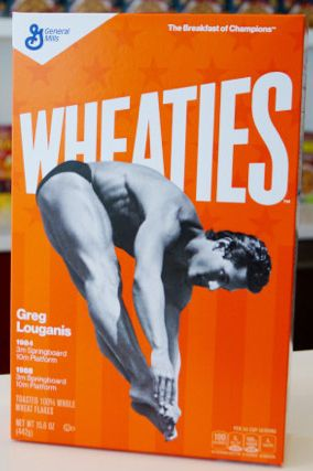 Famed Olympian and LGBT Activist Greg Louganis Will Get His Own Wheaties Box