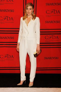 Greta Gerwig attends the 2013 CFDA Fashion Awardson June 3, 2013 in New York, United States.