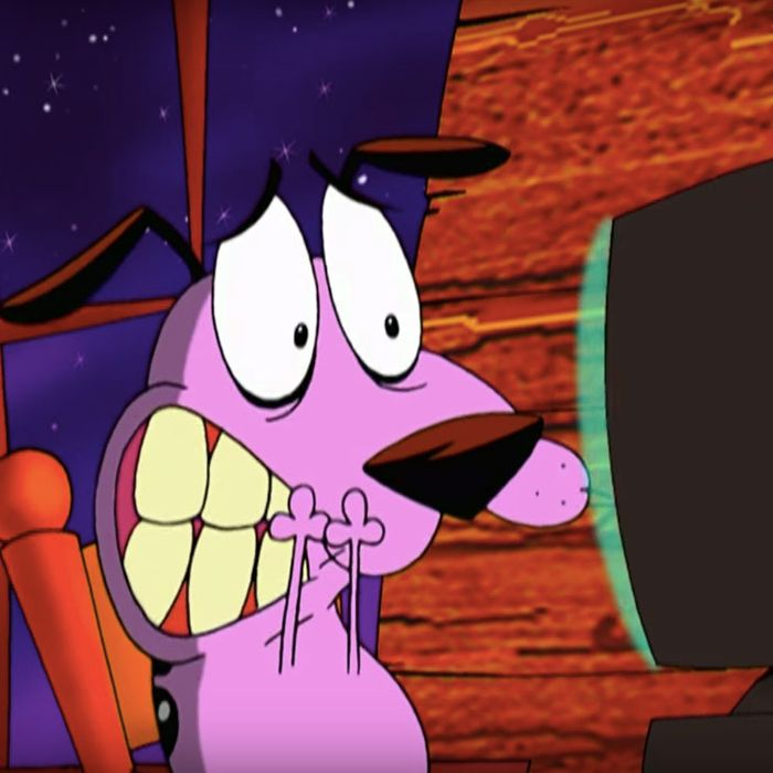 Courage The Cowardly Dog Is Still Terrifying