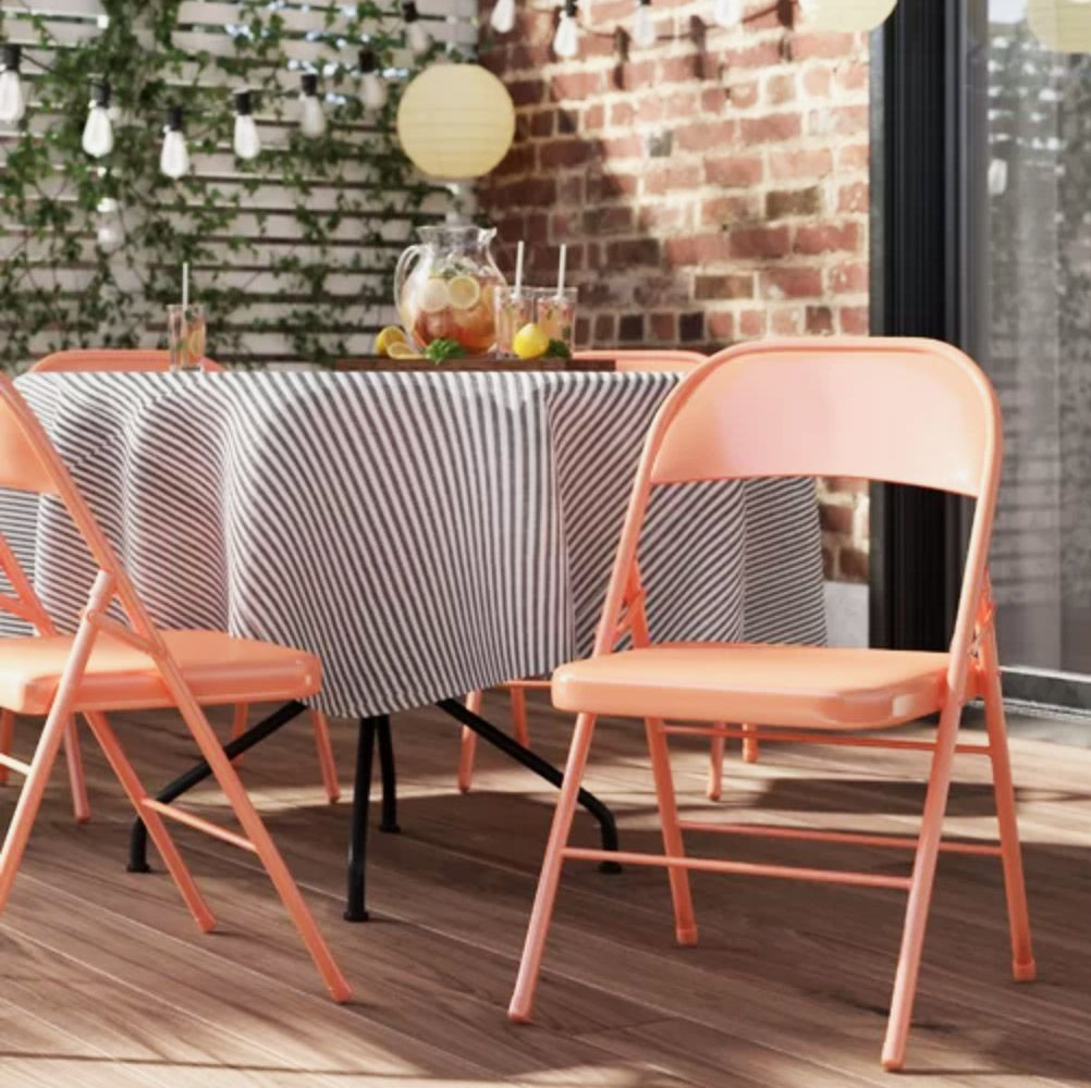 Enjoyable The 19 Best Stacking And Folding Chairs 2019 The Lamtechconsult Wood Chair Design Ideas Lamtechconsultcom
